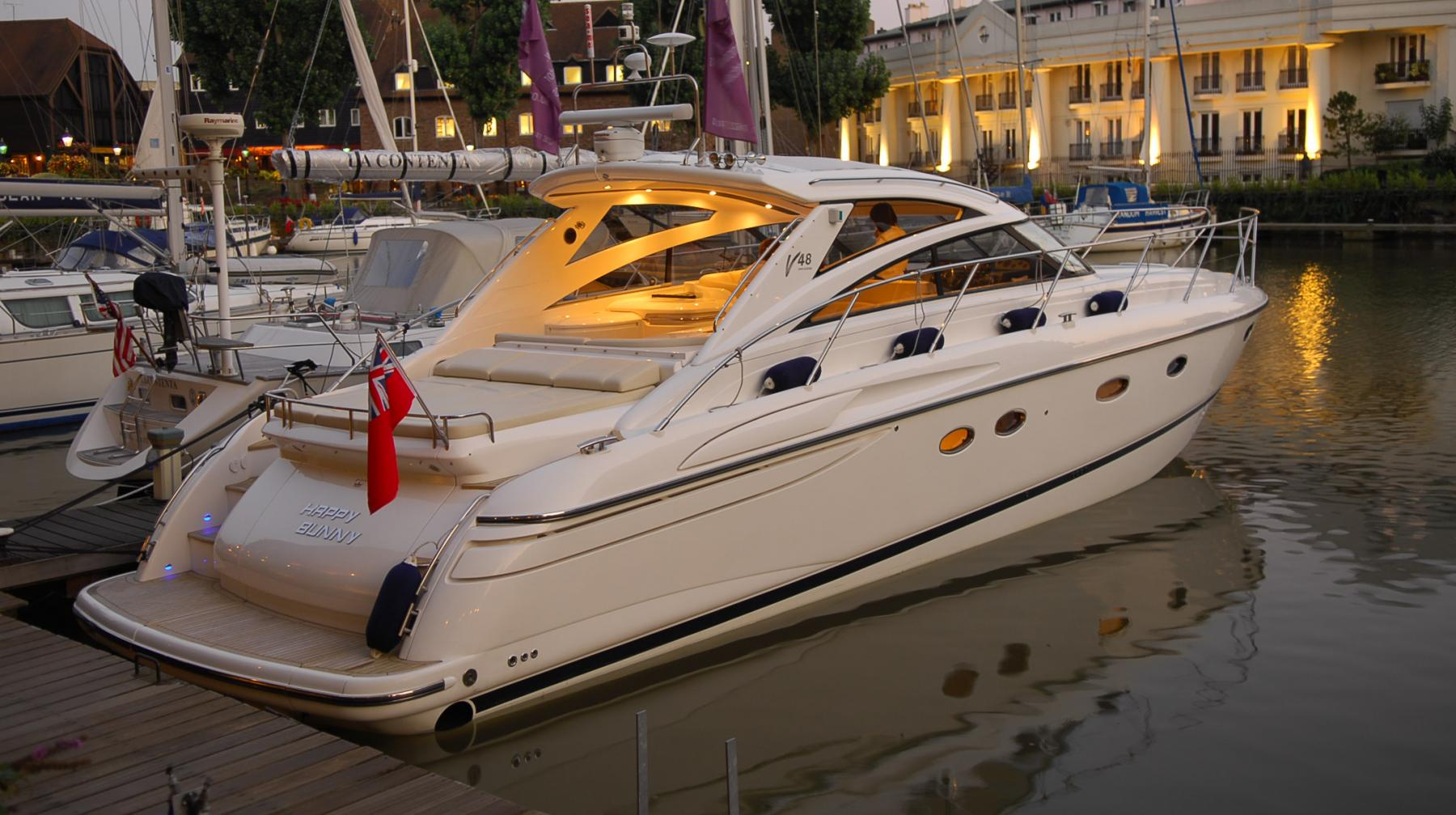 Linton Motor Yacht Charters – Private & Corporate Charters